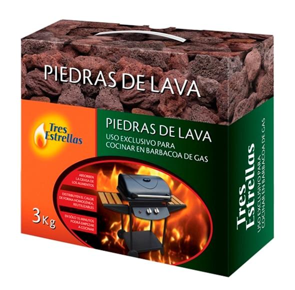 Saco Piedra De Lava 3 Kg Ref 16464952 Leroy Merlin