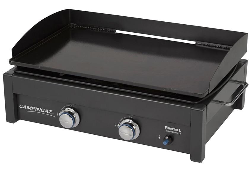 Plancha gas campingaz 2b ref 17284435 leroy merlin - Plancha para cocina de gas ...
