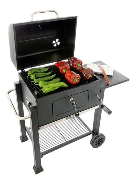 Barbacoa de carb n grill chef 11503 ref 19907601 leroy merlin - Barbacoa portatil leroy merlin ...