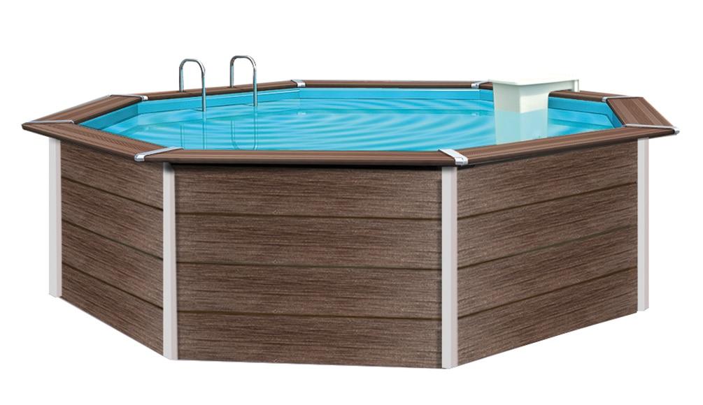Composite leroy merlin for Leroy piscinas desmontables