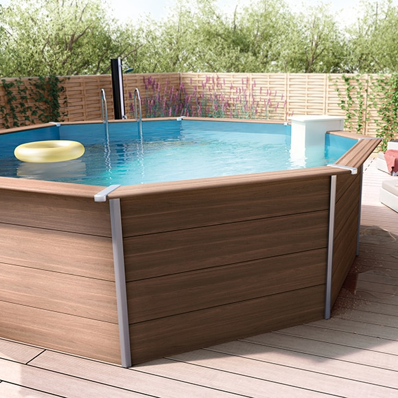 Piscina desmontable qp proyecto de piscina de composite for Piscinas leroy merlin 2016