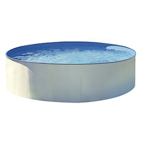Piscinas desmontables leroy merlin for Escalera piscina bricodepot