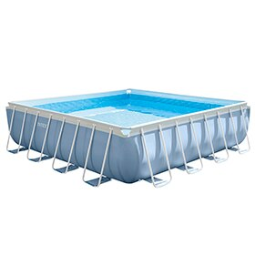 Piscinas desmontables leroy merlin for Piscina intex cuadrada