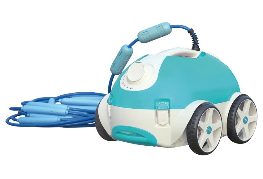 Robot limpiafondos de piscina qp naia ref 14684103 Limpiafondos para piscinas