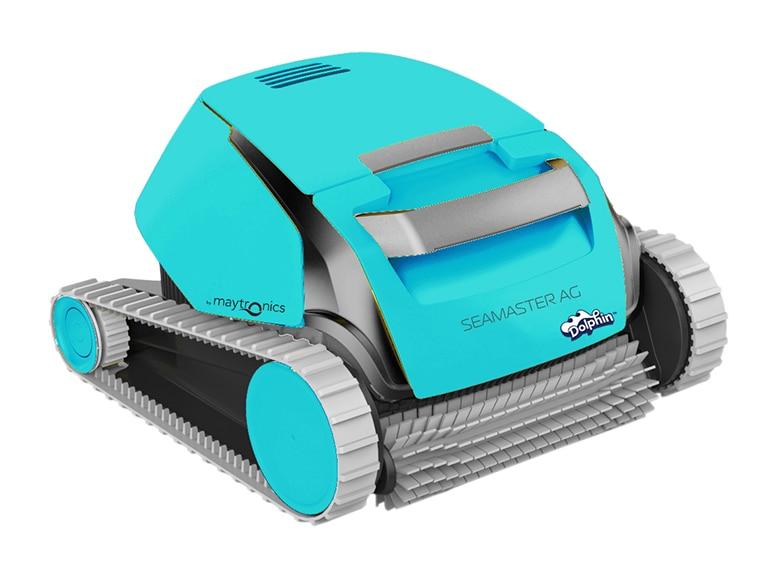 Robot limpiafondos de piscina qp seamaster ag ref Limpiafondos para piscinas