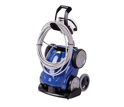 Robot limpiafondos de piscina zodiac rv4310 tile ref 17437595 leroy merlin - Robot piscina zodiac ...