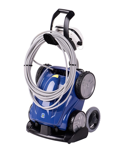 Robot limpiafondos de piscina zodiac rv4310 tile ref for Zodiac piscinas