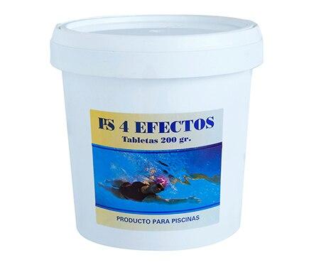 cloro 4 efectos pastillas 5 kg ref 13798505 leroy merlin