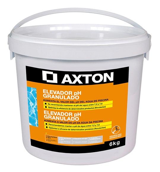 elevador de ph axton granulado 6 kg ref 14185150 leroy