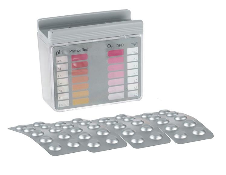 analizador ox geno y ph quimicamp pooltester ref 699153 leroy merlin. Black Bedroom Furniture Sets. Home Design Ideas