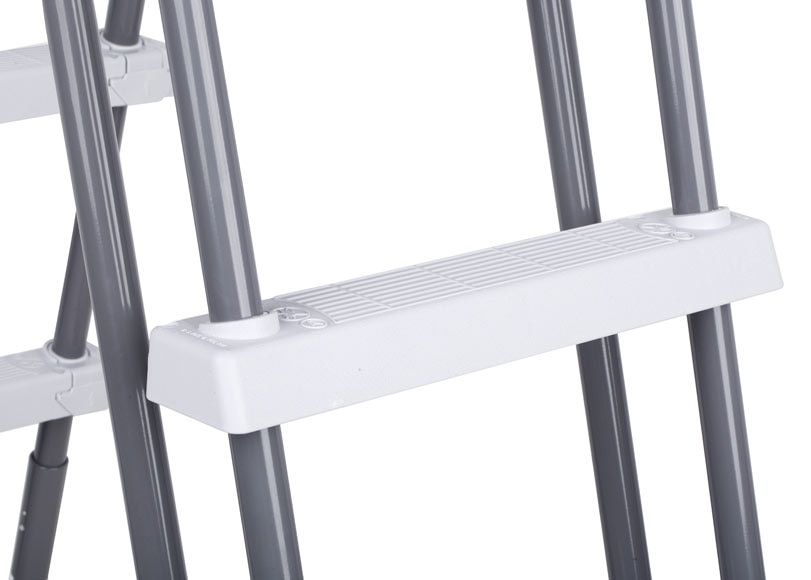 escalera para piscina 8 pelda os intex ref 19457235 leroy merlin. Black Bedroom Furniture Sets. Home Design Ideas