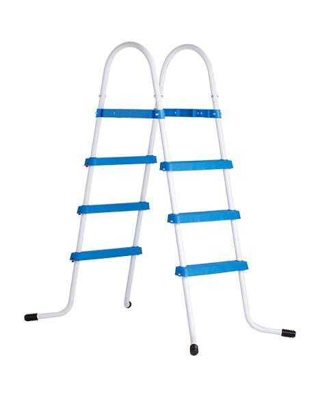 escalera para piscina 6 pelda os port til 90 cm ref