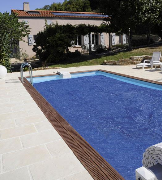 Cubierta de piscina gre cubierta verano piscina madera ref 19645416 leroy merlin - Piscinas de madera leroy merlin ...