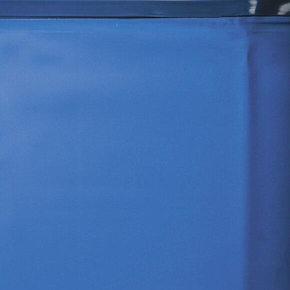 Liner de piscina liner azul redondo ref 14182966 leroy for Liner piscina