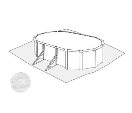 Manta de piscina manta protectora de suelo ref 14227640 leroy merlin - Manta termica piscina leroy merlin ...