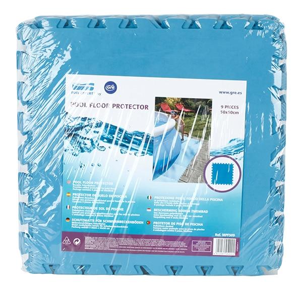 Protector de piscina tapiz suelo ref 16797585 leroy merlin for Bordes de piscinas leroy merlin
