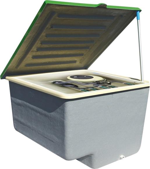 Bomba en caseta enterrada leroy merlin - Depuradoras de piscinas precios ...