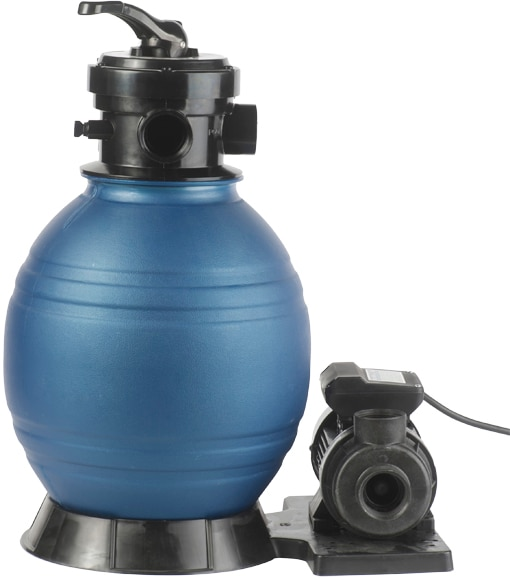 Depuradora de piscina qp depuradora monoblock y bomba ref for Piscina leroy merlin