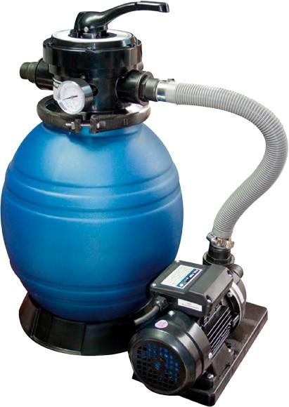 Depuradora de piscina qp depuradora monoblock y bomba ref for Monoblock piscina