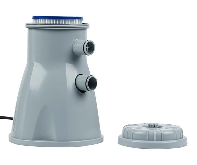 Filtro qp filtro de cartucho ref 13294680 leroy merlin for Filtro de cartucho para piscina
