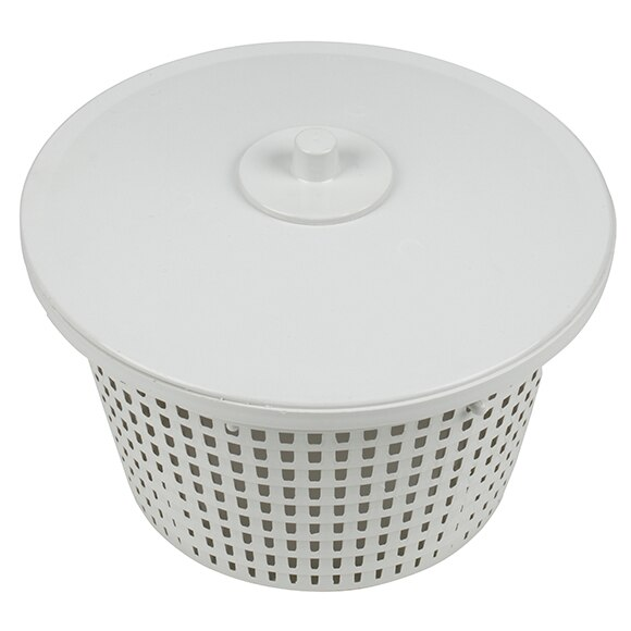 Skimmer con tapa cuadrada 36 cm para piscinas desmontables for Recambios piscinas desmontables
