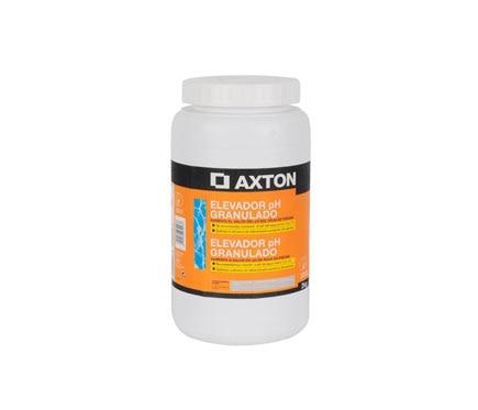 Elevador de ph axton granulado 2 kg ref 14185136 leroy for Subir ph piscina