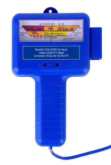 analizador de cloro y ph gre anal gico ref 15710254