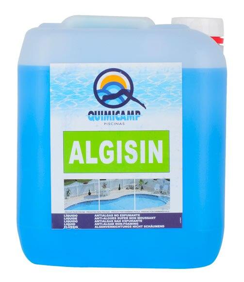 Algicida quimicamp 5 litros ref 15826216 leroy merlin for Quimicamp piscinas