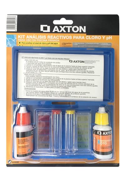 Analizador de cloro y ph axton l quido ref 18666914 - Analizador de cloro ...
