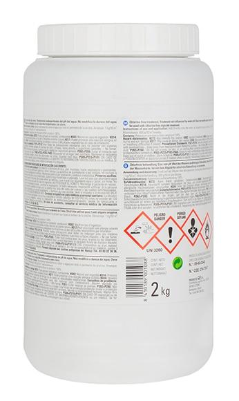 Ox geno activo quimicamp 2 kg ref 699132 leroy merlin - Oxigeno activo piscinas ...