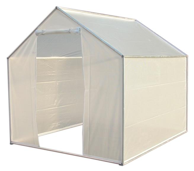 Invernadero polietileno 208 x 190 x 192 cm alto x ancho x - Invernaderos leroy merlin ...
