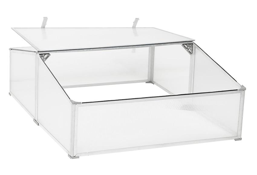 Mini invernadero policarbonato 42 x 100 x 120 cm alto x - Invernaderos leroy merlin ...