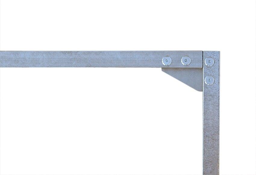 T nel invernadero polietileno 3 x 4 metros ref 17298932 - Invernaderos leroy merlin ...