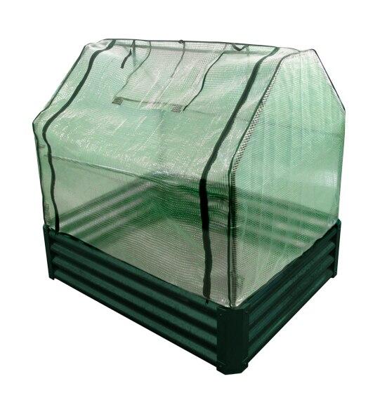 Invernadero cama polietileno 120 x 90 x 120 cm alto x for Sofa cama 120 ancho