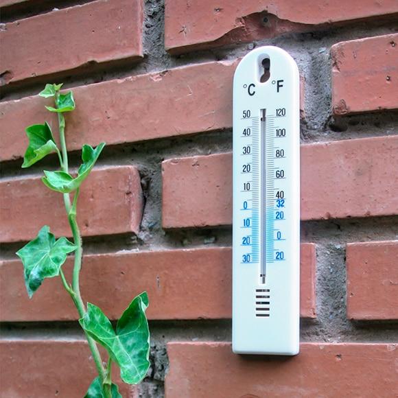Term metro de pared ref 14785141 leroy merlin - Termometro de pared ...