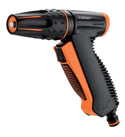 Pistola de riego con conectores claber ref 13794956 for Pistola a spruzzo leroy merlin