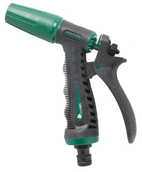 Pistola de riego regulable ref 15937733 leroy merlin for Pistola aerografo leroy merlin