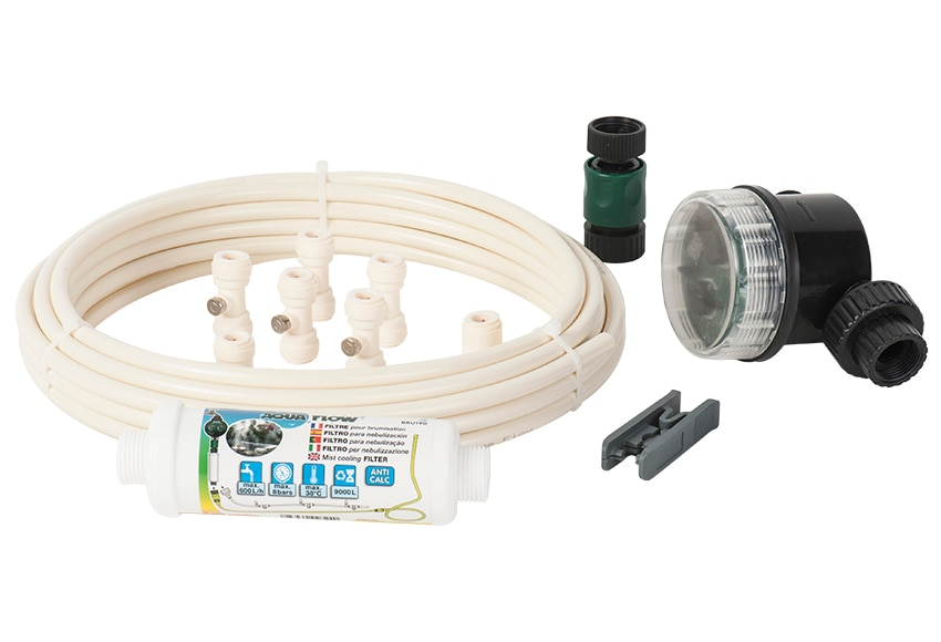 Nebulizador aqua flow ref 17046890 leroy merlin for Canaletas de agua leroy merlin