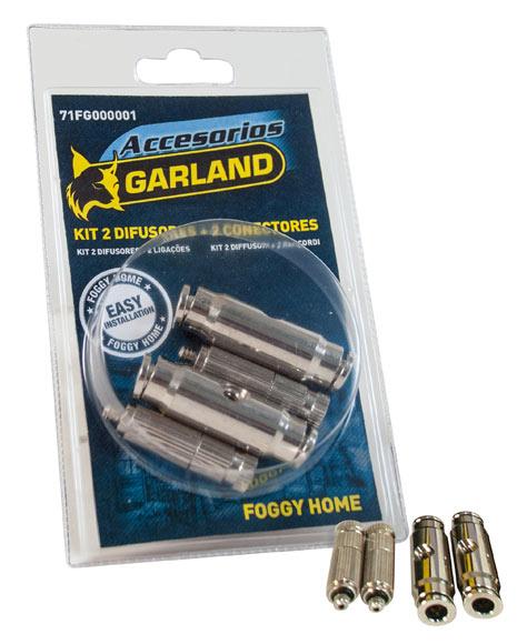 Nebulizador garland kit ref 18716243 leroy merlin for Kit placas solares leroy merlin