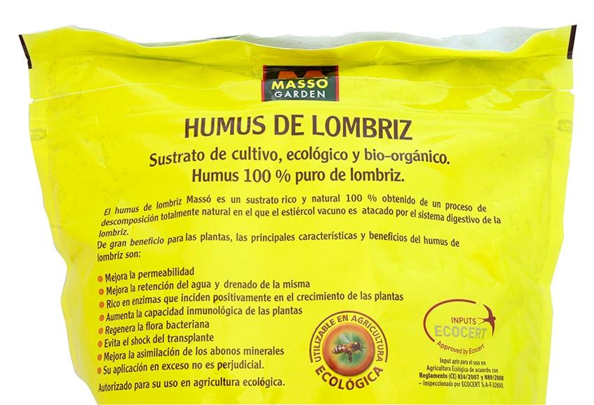 humus universal org nico masso liberaci n lenta 3l ref