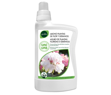 Abono org nico para planta de flor liberaci n lenta 1kg - Abono organico para plantas ...