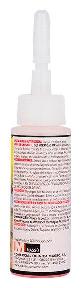 Insecticida espec fico antihormigas mass garden gel 25g for Gel transfer leroy merlin