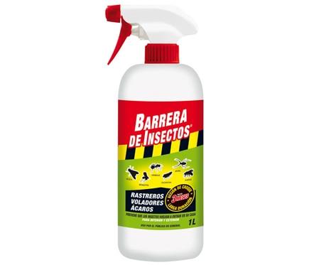 Spray insecticida barrera de insectos ref 17565051 - Barreras escaleras ninos leroy merlin ...