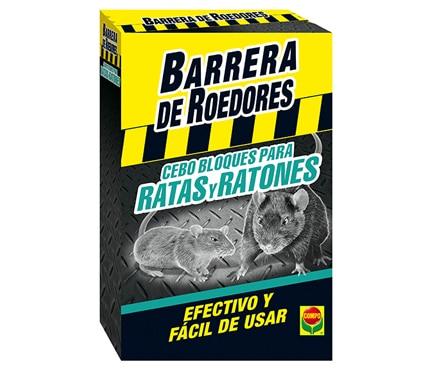 Cebo Antiratas Compo Barrera De Roedores Ref 18679101 Leroy Merlin