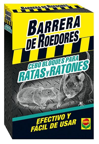 Cebo antiratas compo barrera de roedores ref 18679101 - Barreras escaleras ninos leroy merlin ...