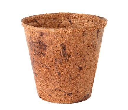 Macetas de fibra de coco ref 16786875 leroy merlin for Fibra ceramica leroy merlin