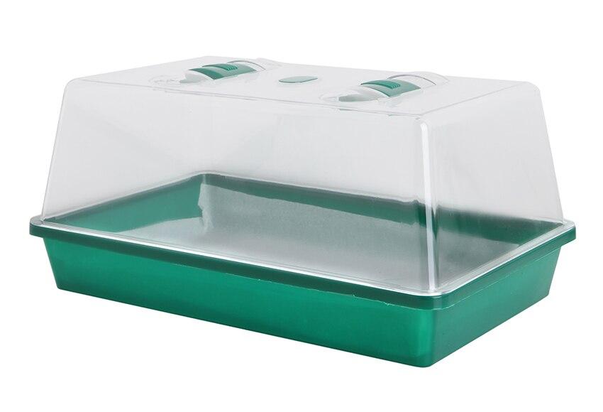 Mini invernadero de polipropileno ref 464884 leroy merlin - Invernaderos leroy merlin ...