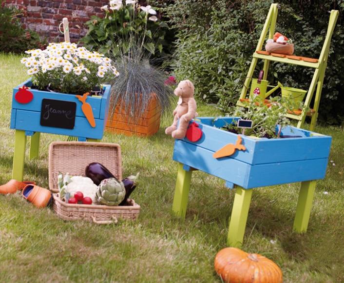 Huerto infantil marguerite ref 16617972 leroy merlin - Huerto leroy merlin ...