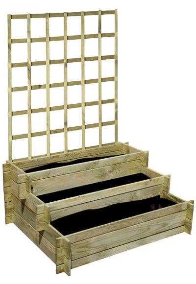 huerto de suelo angelic con celos a ref 17571680 leroy merlin. Black Bedroom Furniture Sets. Home Design Ideas