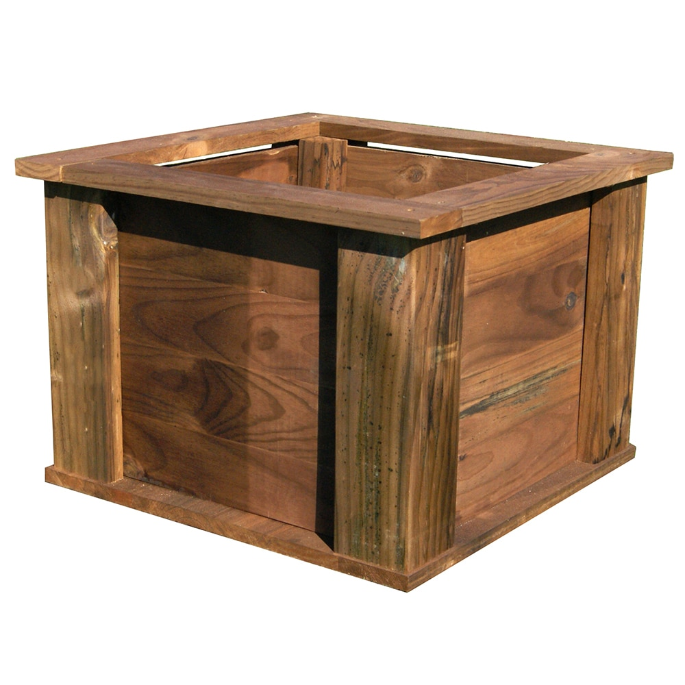 Jardinera de madera kit jardinera ref 17513531 leroy merlin Madera leroy merlin